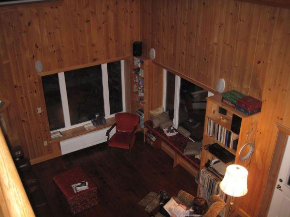 b. from loft #1