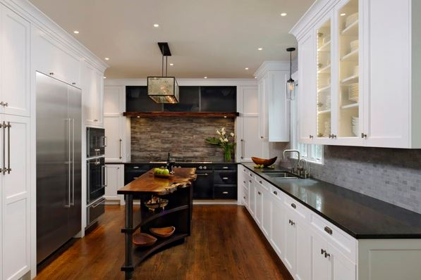 Kitchen Recessed Lighting Placement Counters Island
