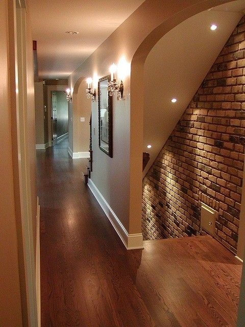 Lighting Basement Washroom Stairs: Inspired Ways To Light Stairs