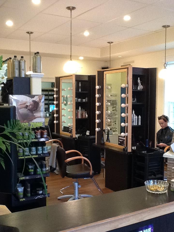 Lights Scissors Shampoo  Deborah Nicholson  Lighting and