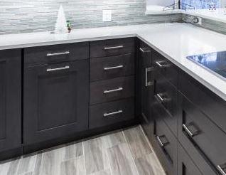 Bathroom Cabinets - Grey Wolf