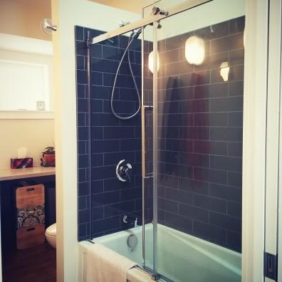bathroom design by deborah nicholson lighting and interiors