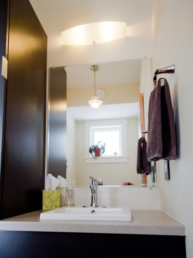 bathroom lighting designed by deborah nicholson lighting and interiors