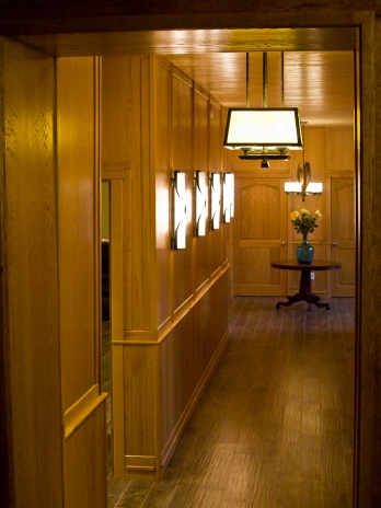 Lighting Design Challenge - high ceilings and lots of wood